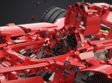 F1-Racer (Lego)