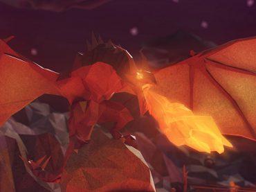 Dragon (Lowpoly)